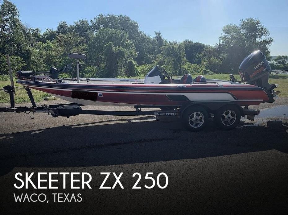 2004 Skeeter ZX 250