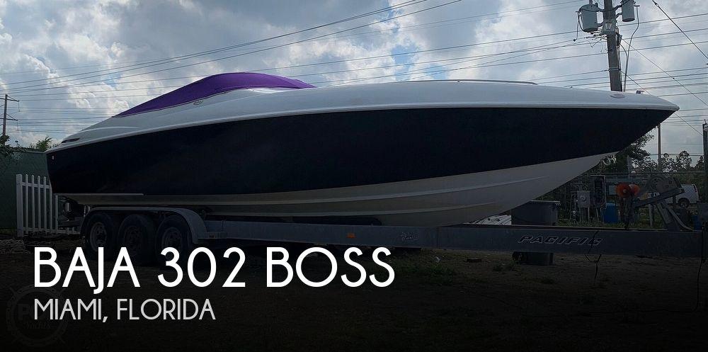 1997 Baja 302 Boss