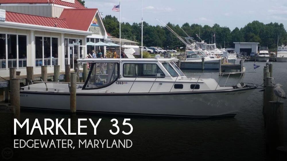 1990 Markley 35