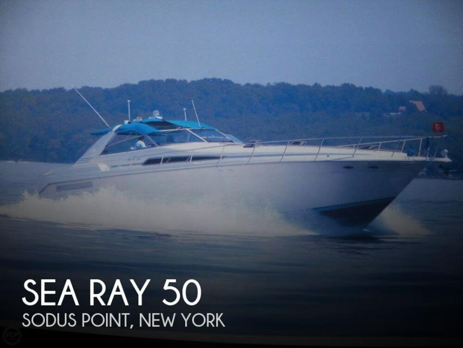 1993 Sea Ray 500 Sundancer