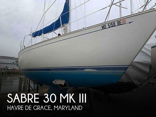 1986 Sabre 30 MK III