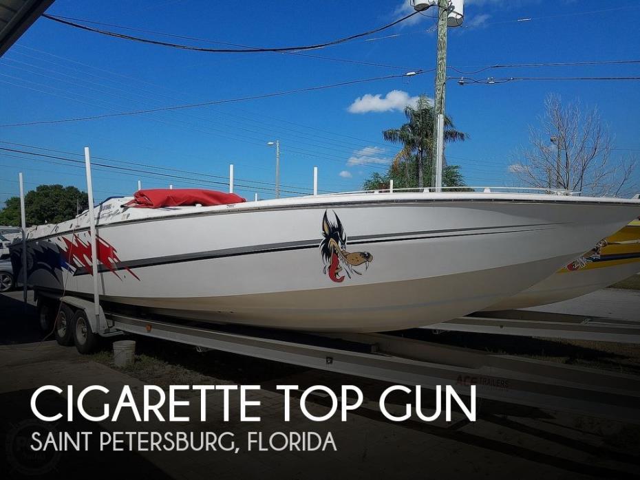1996 Cigarette Top Gun