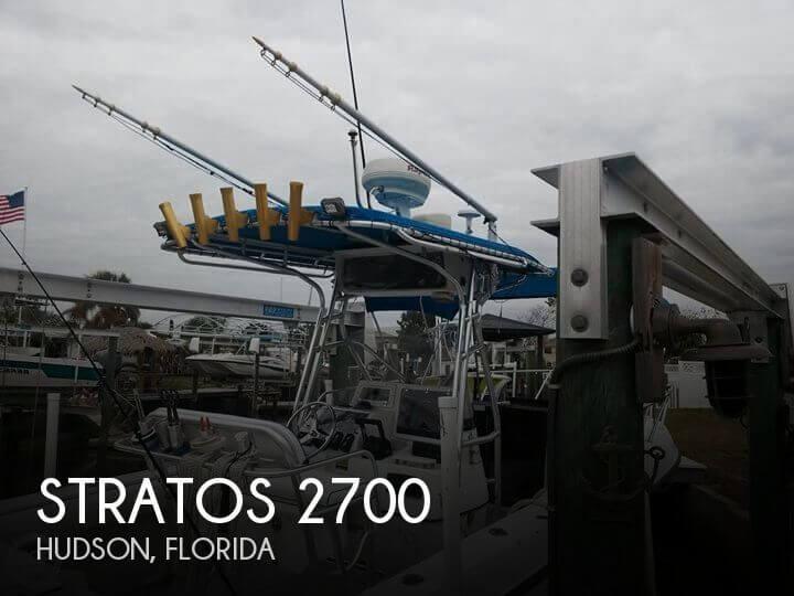 1998 Stratos 2700
