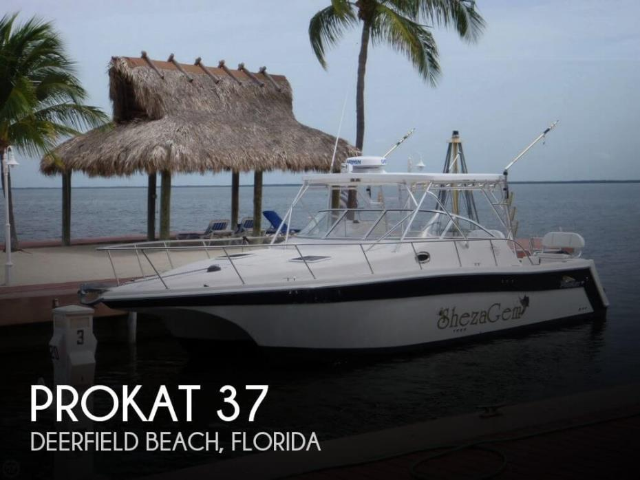 2007 ProKat 3660 Kat Express