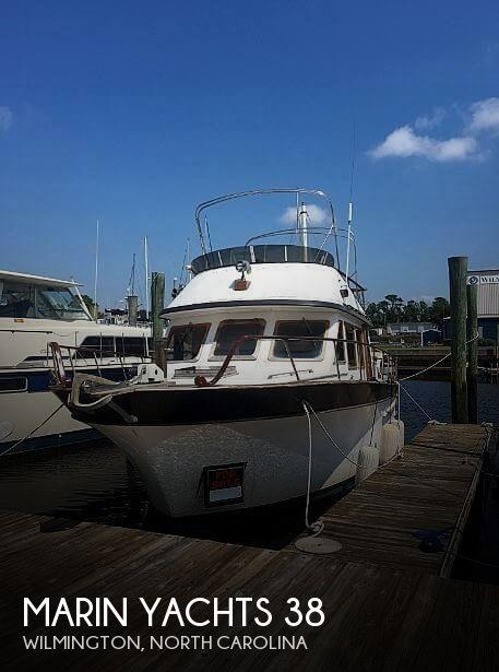 1982 Marin Yachts 38