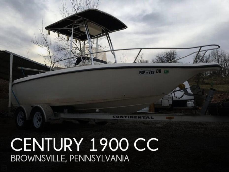 1998 Century 1900 CC