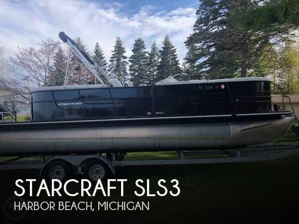 2015 Starcraft SLS3