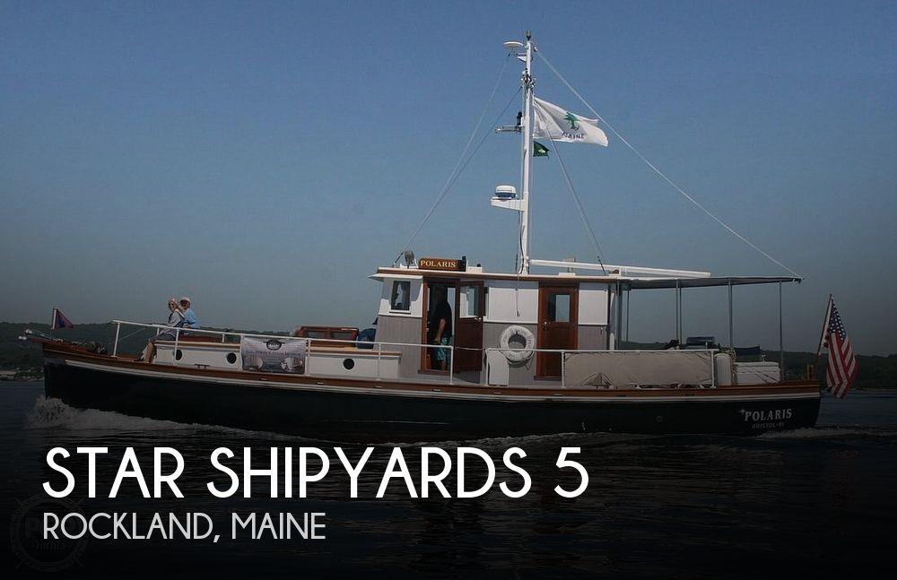 1937 Star Shipyards #5 Pacific Pilot