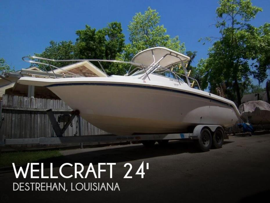 1994 Wellcraft 240 Coastal
