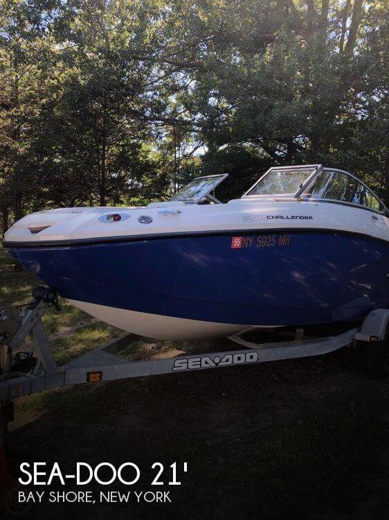 2011 Sea-Doo 210 Challenger