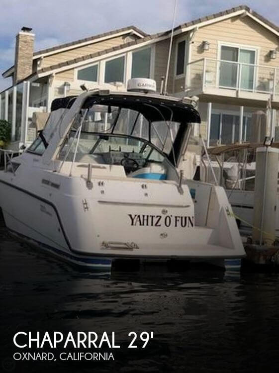 1993 Chaparral 29 Signature