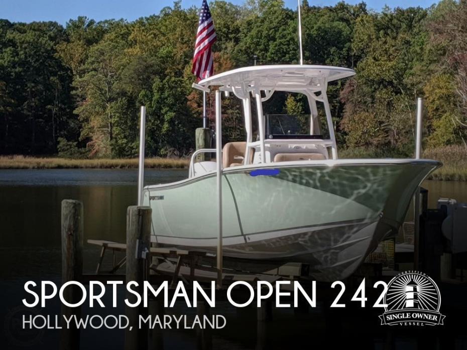 2019 Sportsman Open 242