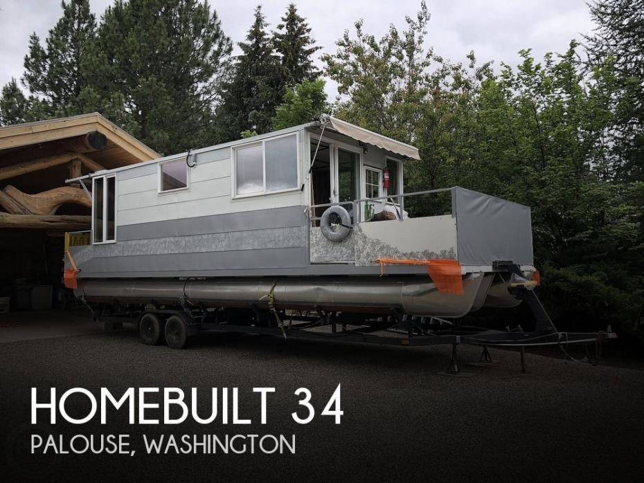 2001 Homebuilt 34