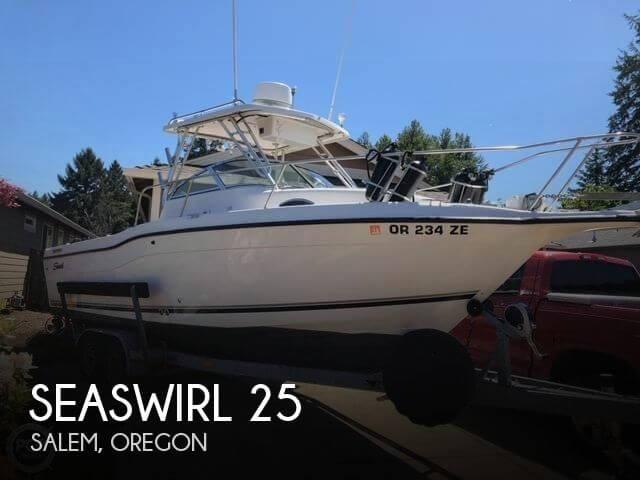 2001 Seaswirl Striper 2600 WA