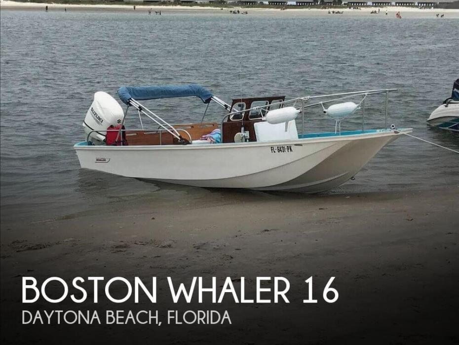 1973 Boston Whaler Nauset