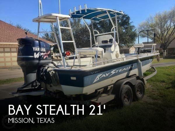 2002 Bay Stealth 2180 BAY STEALTH