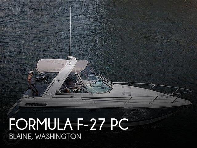 2005 Formula F-27 PC