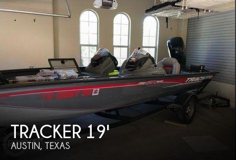 2016 Tracker Pro Team 190 TX