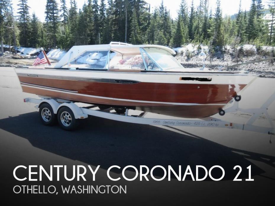 1966 Century Coronado 21