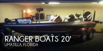 2013 Ranger Boats Z520 Comanche