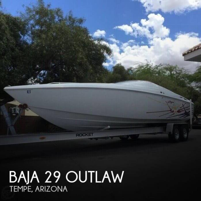 2000 Baja 29 Outlaw