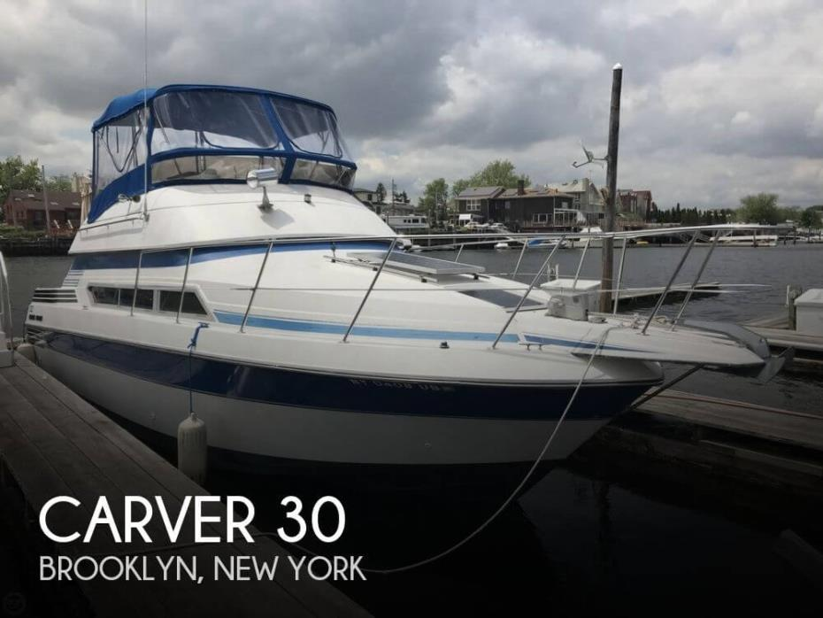 1990 Carver 3067 Santego