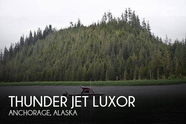 2016 Thunder Jet Luxor