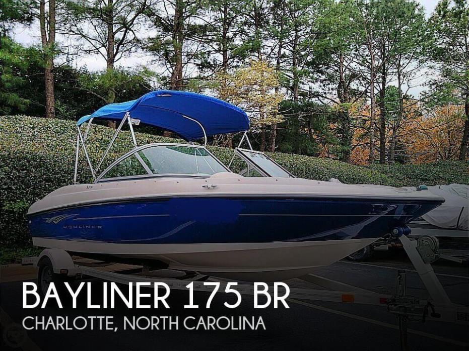 2010 Bayliner 175 BR
