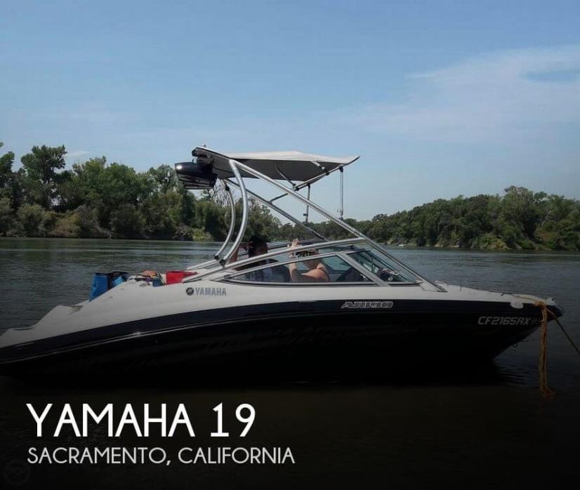 2014 Yamaha AR190