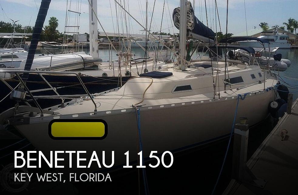 1985 Beneteau Idylle 1150