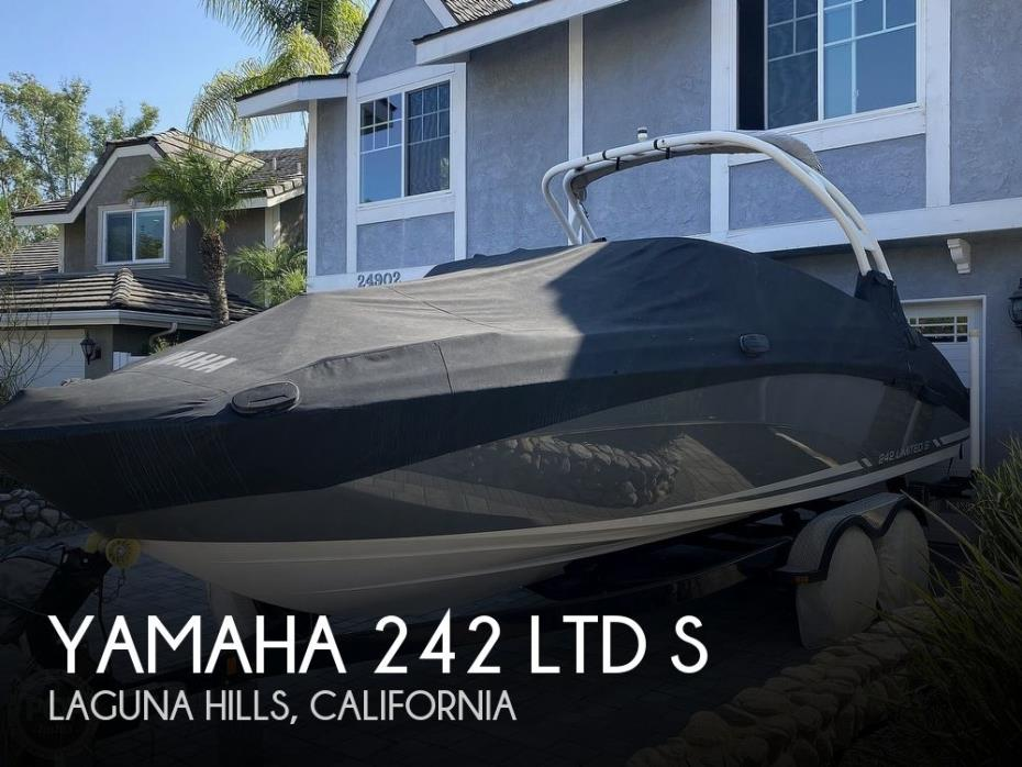 2015 Yamaha 242 Ltd S