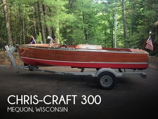 1932 Chris-Craft 300