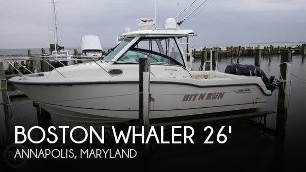 2014 Boston Whaler 285 Conquest