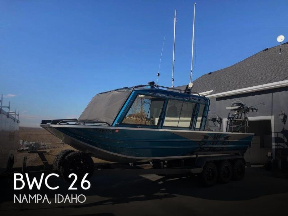 2012 BWC 26 Gatling Twin