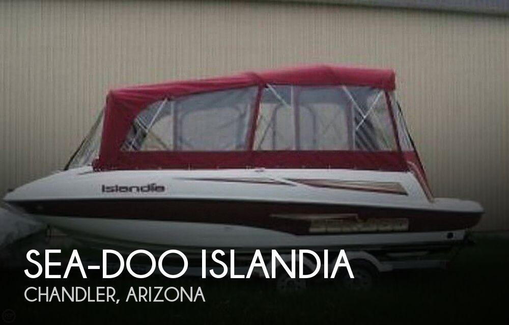2003 Sea-Doo Islandia