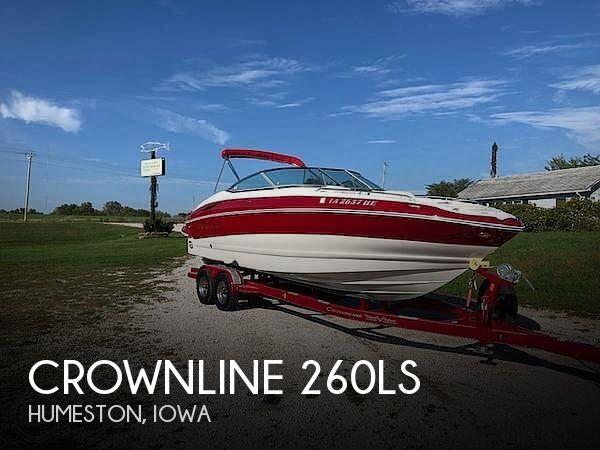 2010 Crownline 260LS
