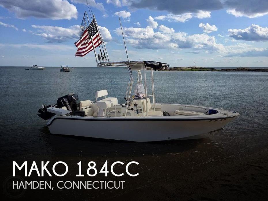 2008 Mako 184cc