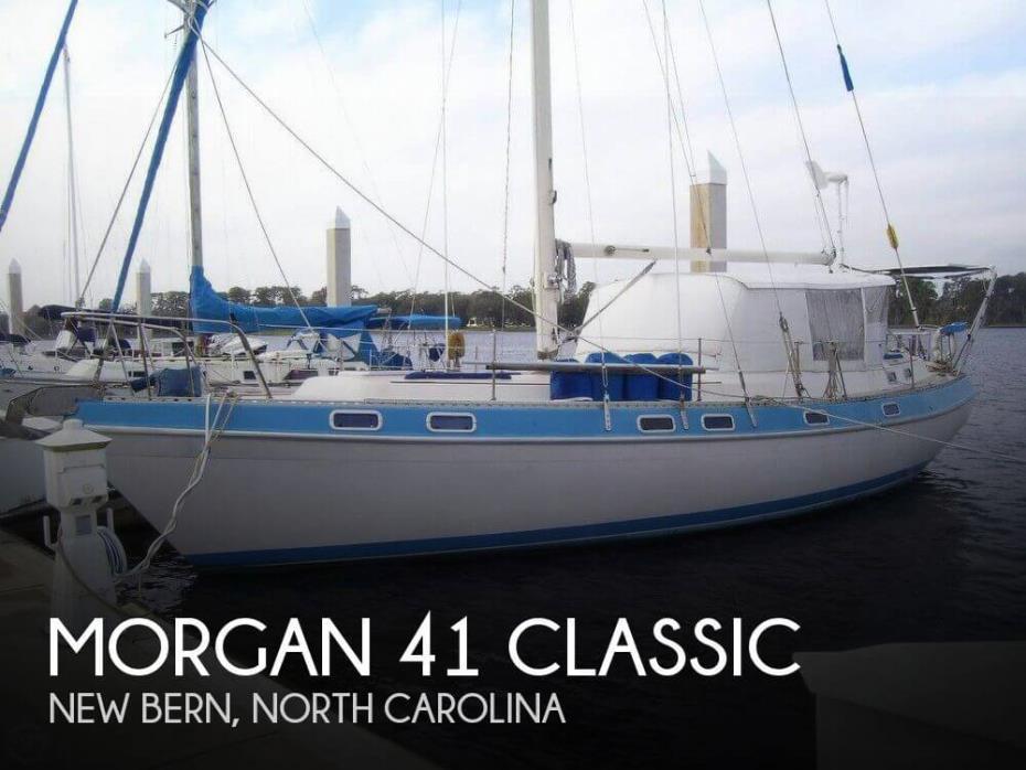 1988 Morgan 41 Classic