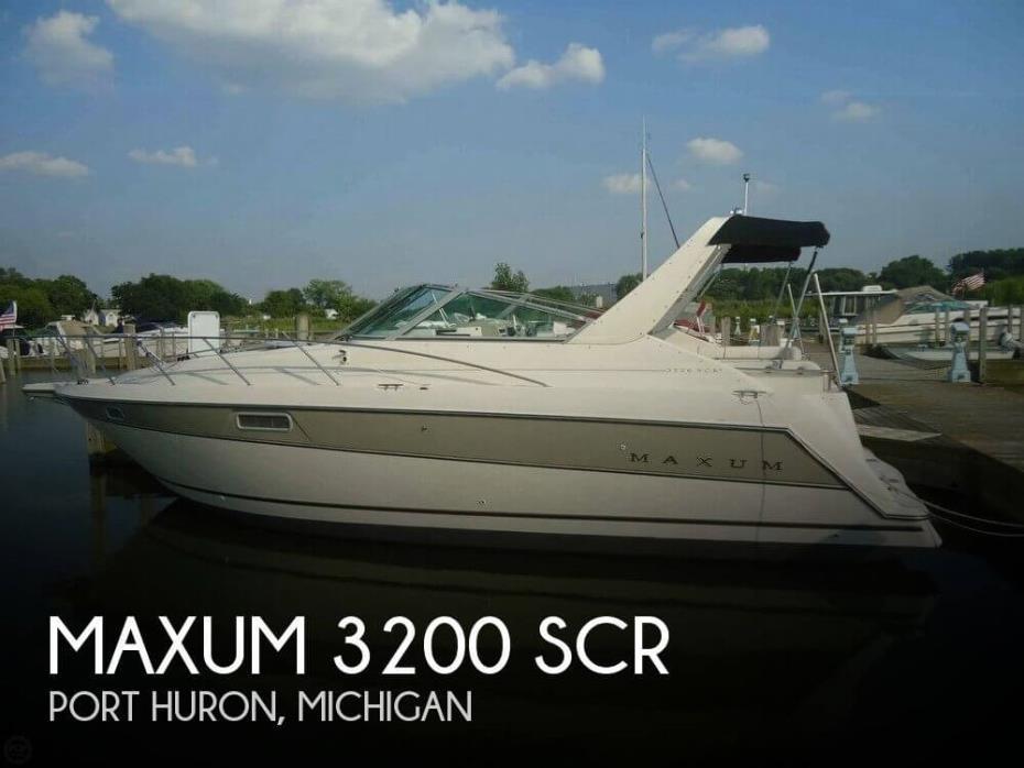Maxum Boats For Sale In Michigan