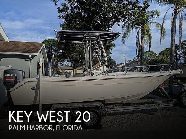 1999 Key West 2020CC
