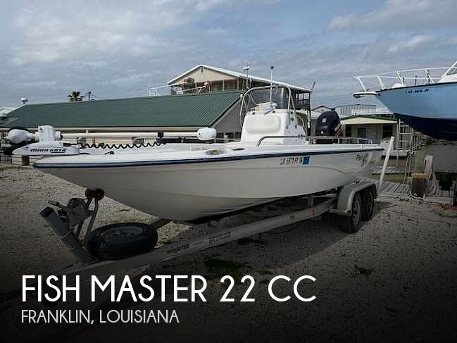 2004 Fish Master 2250 CC Travis Edition