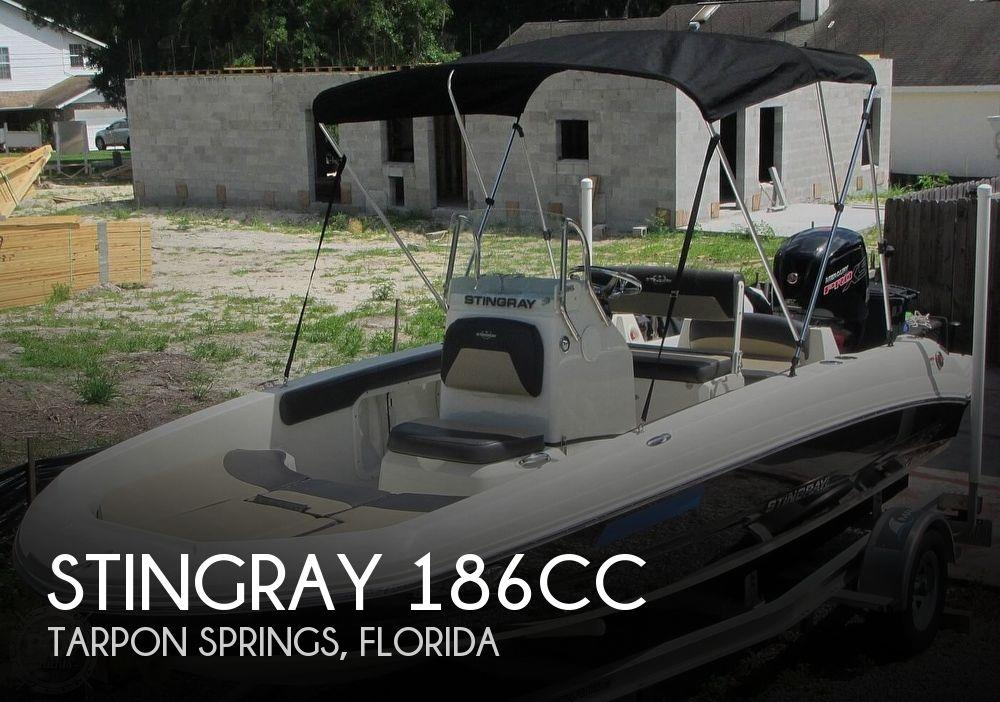 2019 Stingray 186CC