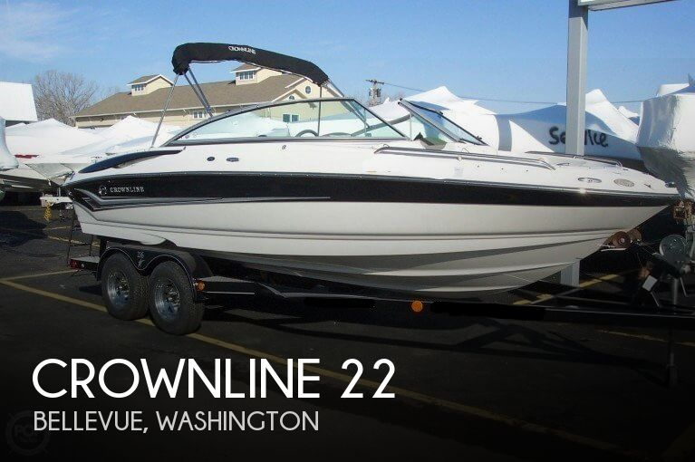 2005 Crownline 225