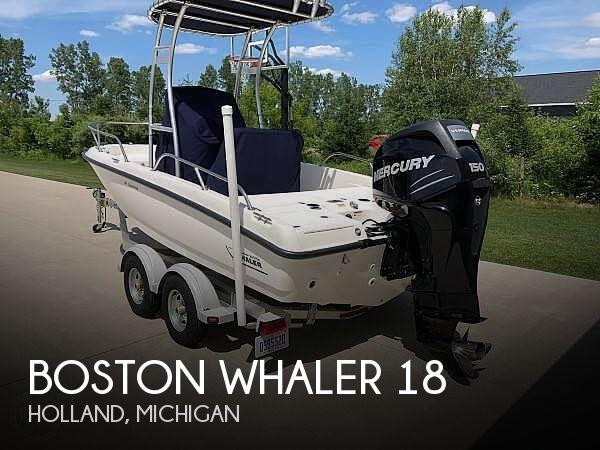 2012 Boston Whaler 18