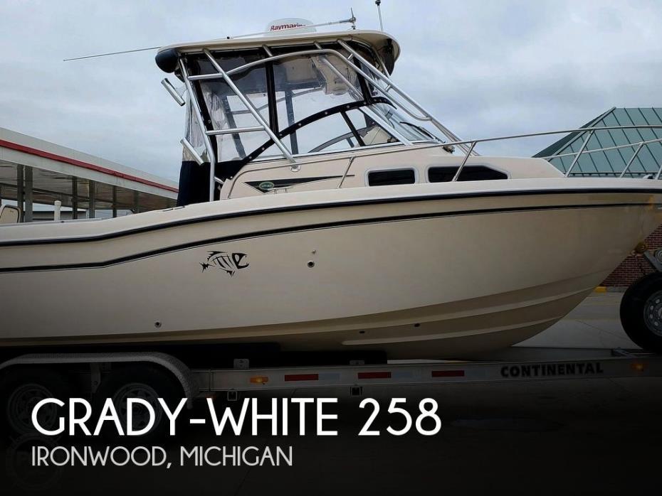 2007 Grady-White 258 Journey