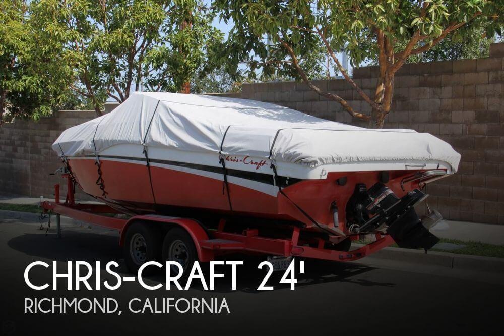1988 Chris-Craft 245 Limited