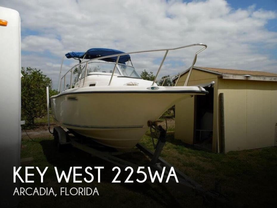2004 Key West 225WA