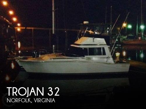 1987 Trojan 32