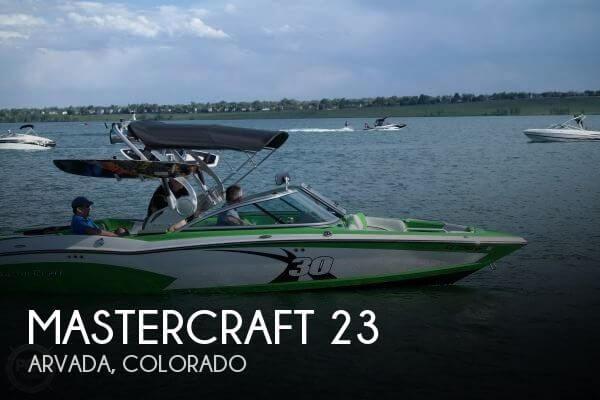 2013 Mastercraft X-30
