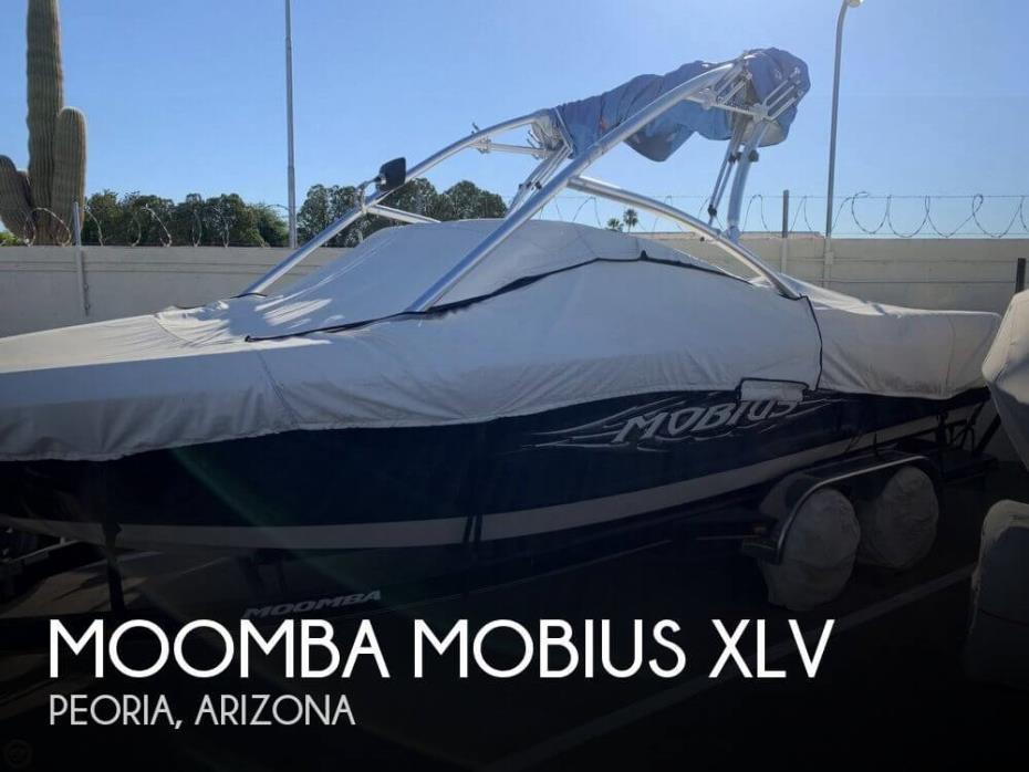 2006 Moomba Mobius XLV